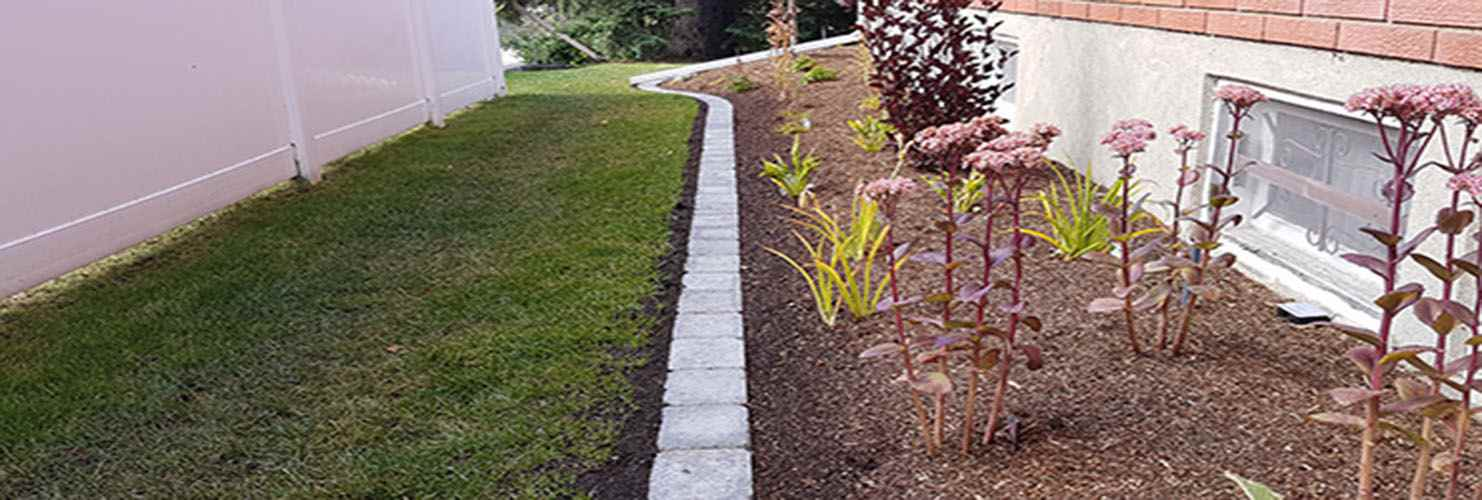 flower bed design for your home in victoria bc
